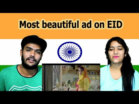Indian reaction on Eid ad | Swaggy d