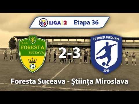 Etapa 36 | Foresta Suceava - Stiinta Miroslava