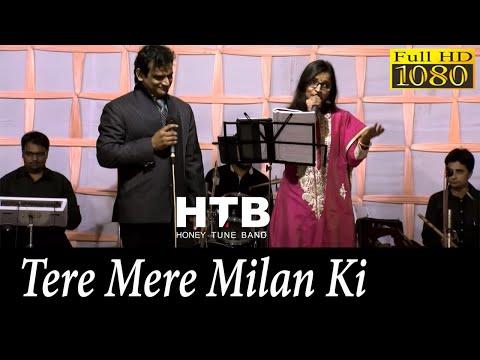Tere Mere Milan Ki Hai Ye Raina | MAYUR SONI | Lata Mangeshkar & Kishore  Kumar | Abhimaan