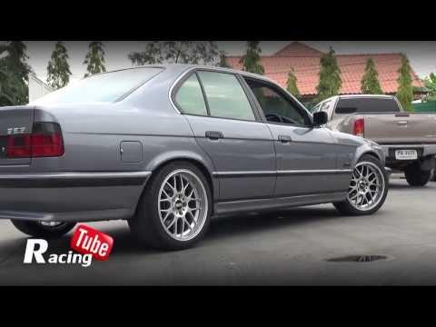 Racing Tube มาดู BMW E34 แต่งเต็มสไตล์ยุโรปกันมั้ย เรียบๆแน่นๆ