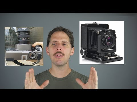 Mamiya 7 vs 4x5 || Video Answers