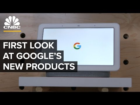 Google Pixel Slate And Home Hub: First Look