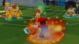 Mario Hoops 3-on-3 (Wii U) - Tournament - Mushroom Cup (Hard)