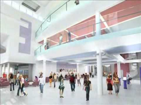 Southampton City College Redevelopment Youtube