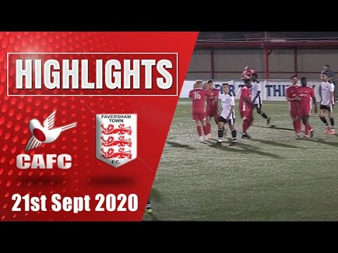 Highlights Carshalton Athletic vs Faversham Town FC