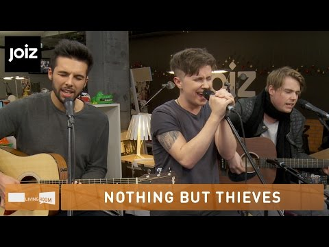 Nothing But Thieves - Wake Up Call (Live at joiz)