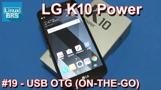 LG K10 Power - USB OTG (ON-THE-GO)
