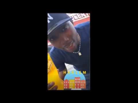 VLEXVNDER KVIDVNOA & Bigal Harrison in Harlem