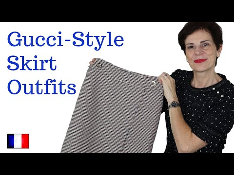 🇫🇷-how-french-women-create-casual-outfits-with-a-gucci-style-skirt