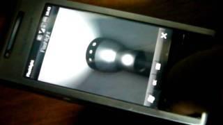 xperia x1a con windows mobile 6 5 pro