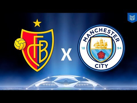BASEL X MANCHESTER CITY - CHAMPIONS LEAGUE (FIFA 18 GAMEPLAY)