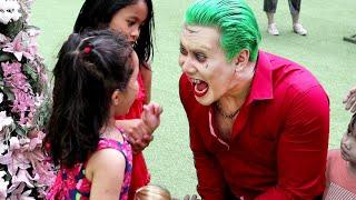 Joker invades screenings with Harley Quinn (Birds of Prey at Robinsons Movieworld!)