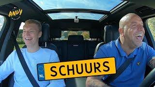 Perr Schuurs - Bij Andy in de auto!