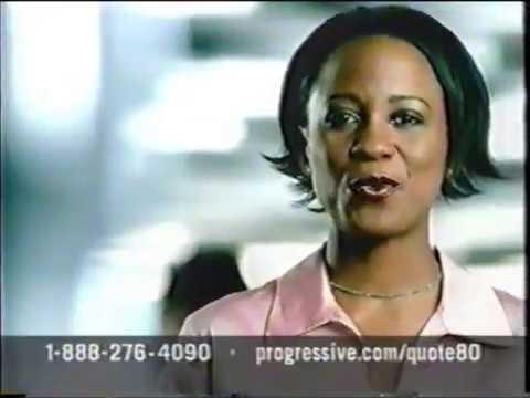 progressive auto insurance commercial 60 seconds 2002