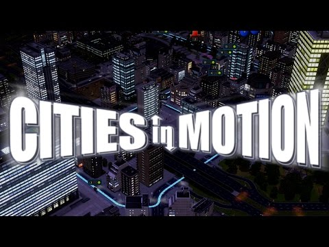 Cities in Motion - Bus Route Simulator