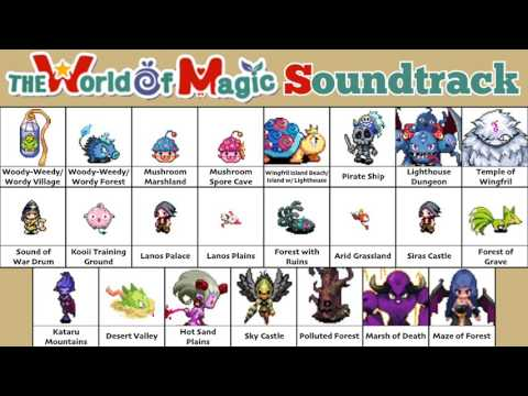 The World of Magic: Complete Soundtrack (OST)