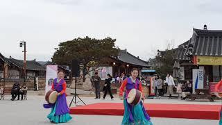 경주 교촌마을 국악공연  #설