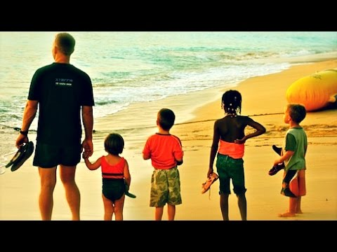 Moving to the Dominican Republic with 4 Kids