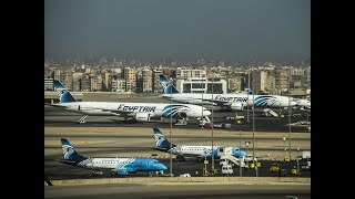Cairo International Airport, Egypt HD
