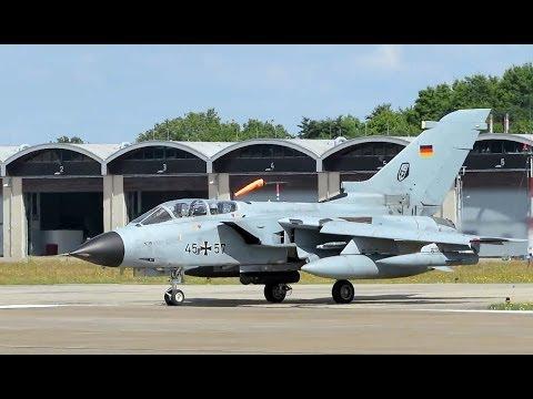 F-16 + Tornado;