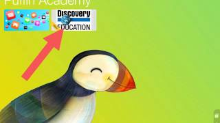 Discovery Education via Puffin Academy