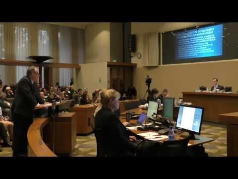 Palo Alto City Council questions attorneys in Buena Vista hearing
