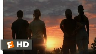Crossroads (6/8) Movie CLIP - Sunset Camping (2002) HD
