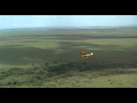 Memorias de Africa - Volando Sobre Africa // Out of Africa - Flying over Africa