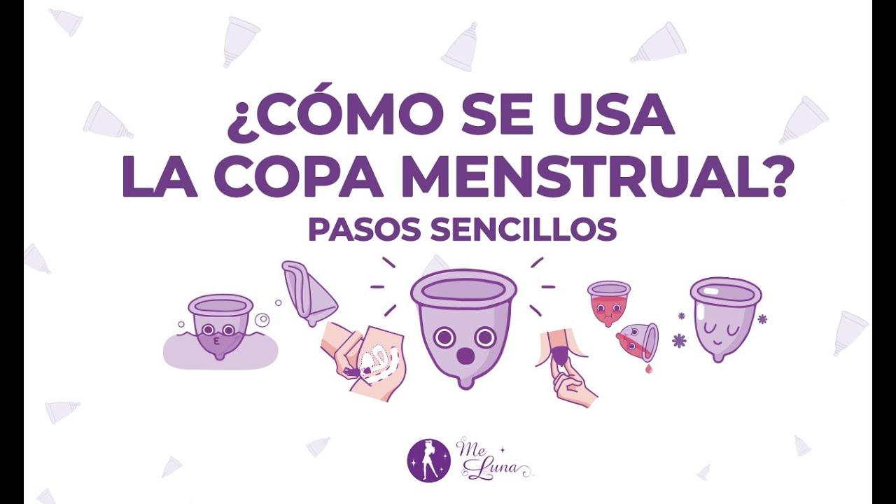 tama/ño L Naranja Me Luna Menstrual Taza Classic mango
