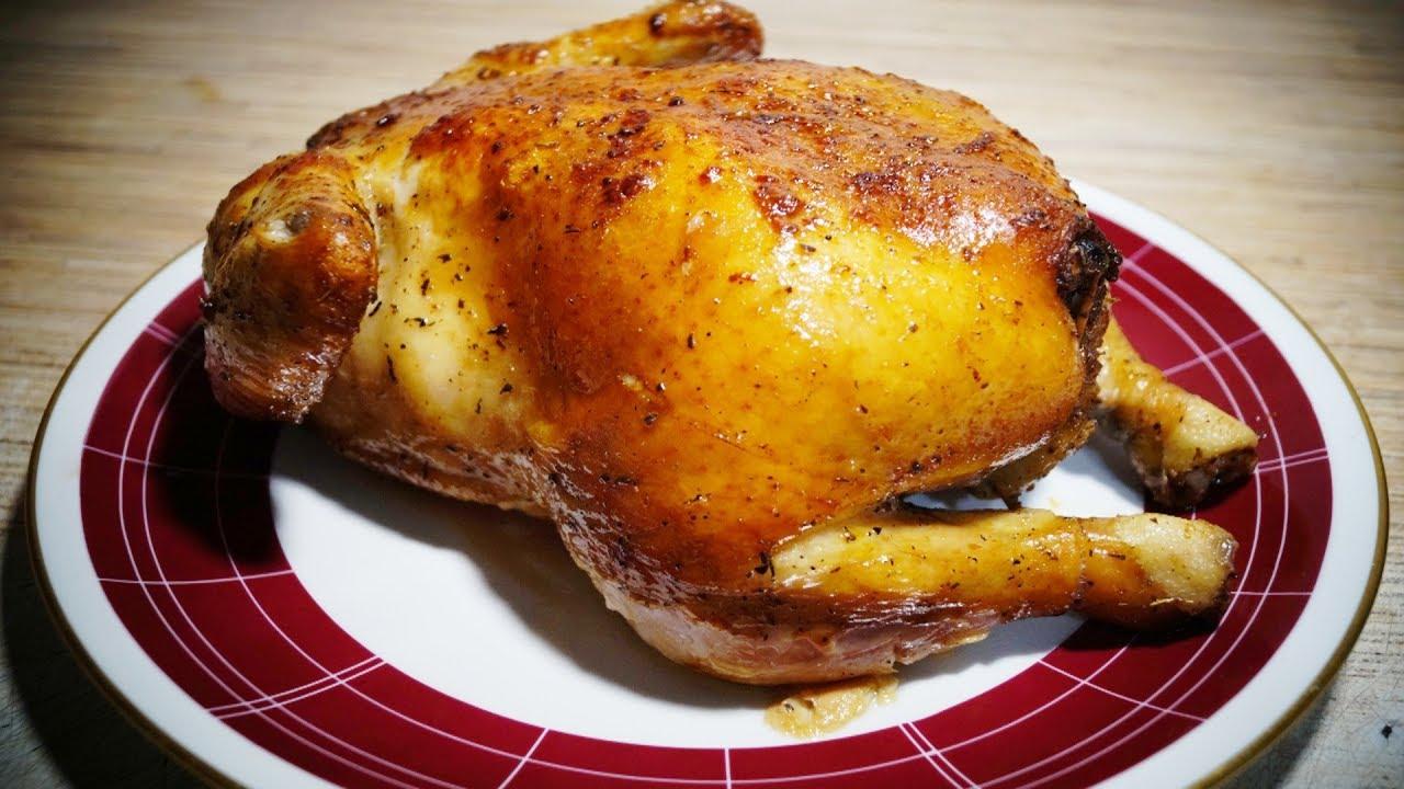 Как приготовить курицу в духовке. Вкуснейшая курица запеченная в духовке.