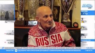 Умер тренер Путина по дзюдо