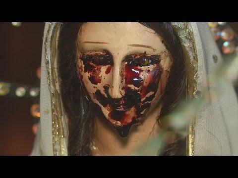 Virgen que llora sangre aseguran que vienen con malas profec�as