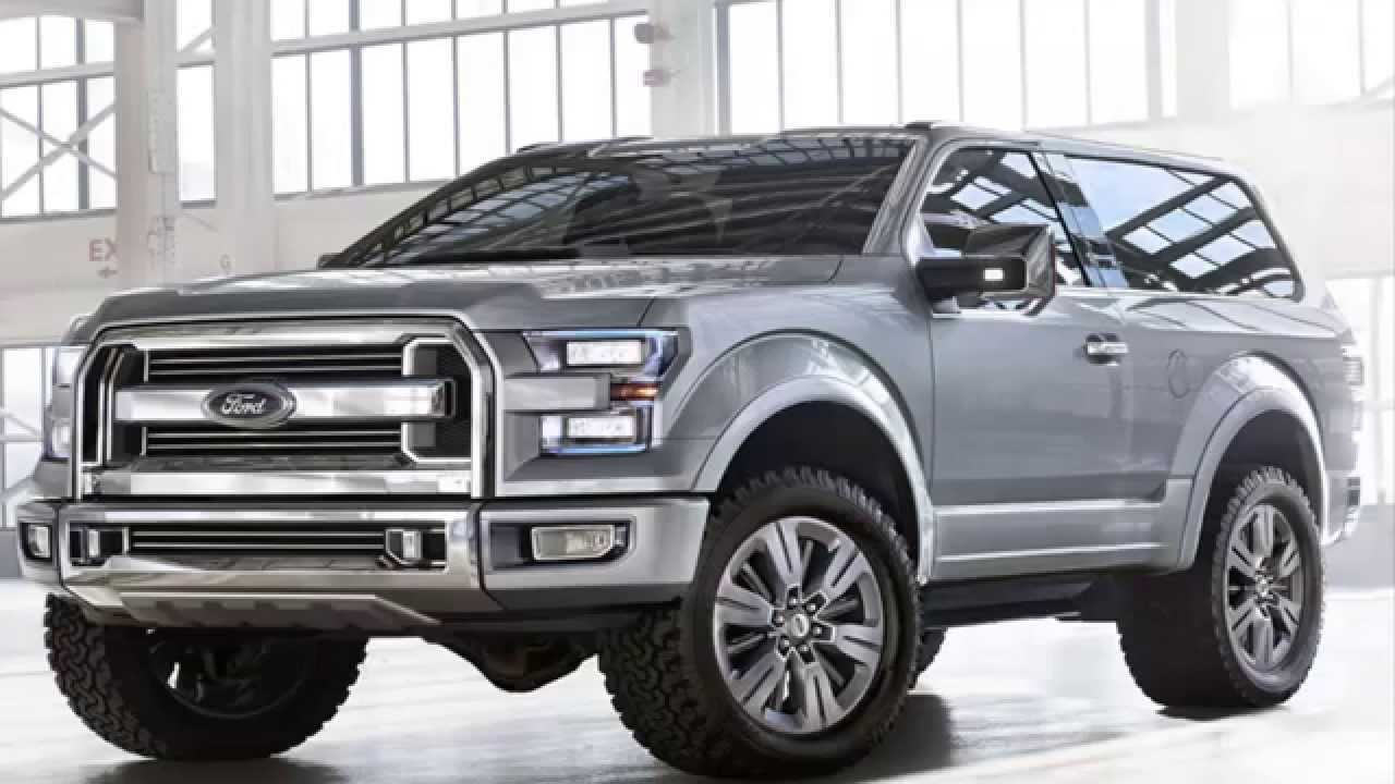 2015 ford bronco suv is back 2015 2016 ford bronco revealed