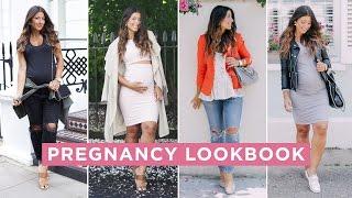 PREGNANCY LOOKBOOK | Mimi Ikonn
