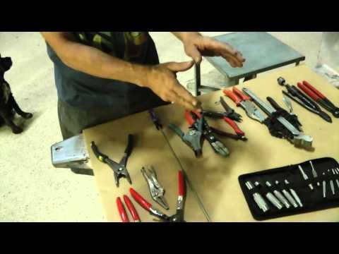 Unique Aviation Hand Tools