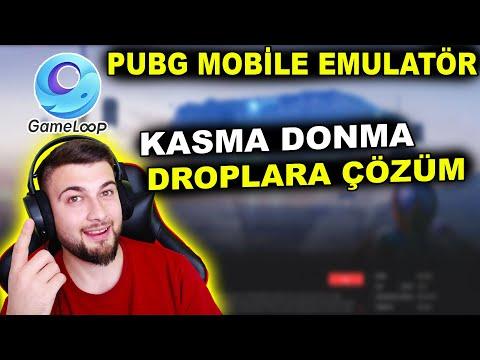 GAMELOOP KASMA DONMA SORUNU 2021 / PUBG MOBİLE DROP SORUNU / PUBG MOBİLE RENDER SORUNU ÇÖZÜMÜ