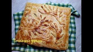 Вкуснейший Рыбный Пирог / Универсальное дрожжевое тесто
