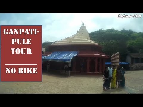 Ganpatipule Tour | Bike Missing | Food | Beach | Coastal Region