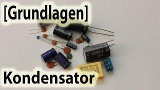 [Grundlagen] Kondensator