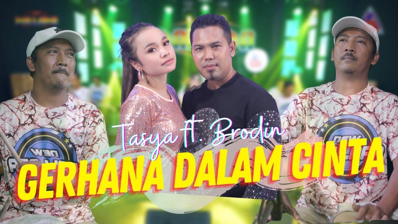 Tasya Rosmala ft. Brodin NEW PALLAPA - Gerhana Dalam Cinta (Official Music Video ANEKA SAFARI)