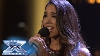 "Alex & Sierra Vow To ""Let Her Go"" - THE X FACTOR USA 2013"