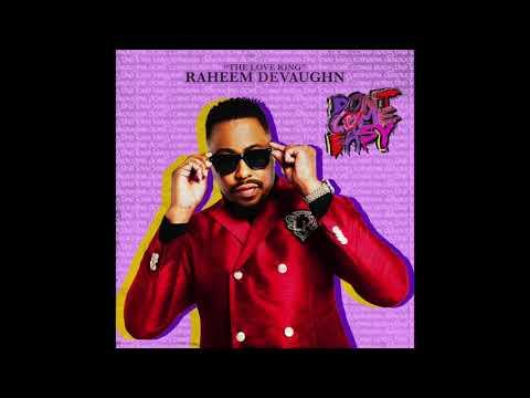 "Raheem DeVaughn - ""Don't Come Easy"""