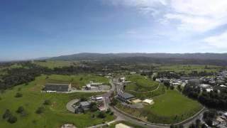SLAC Stanford LInear Accelerator Near Palo Alto CA