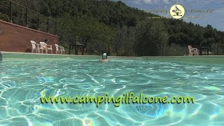 video Camping Il Falcone, Umbrië Italië