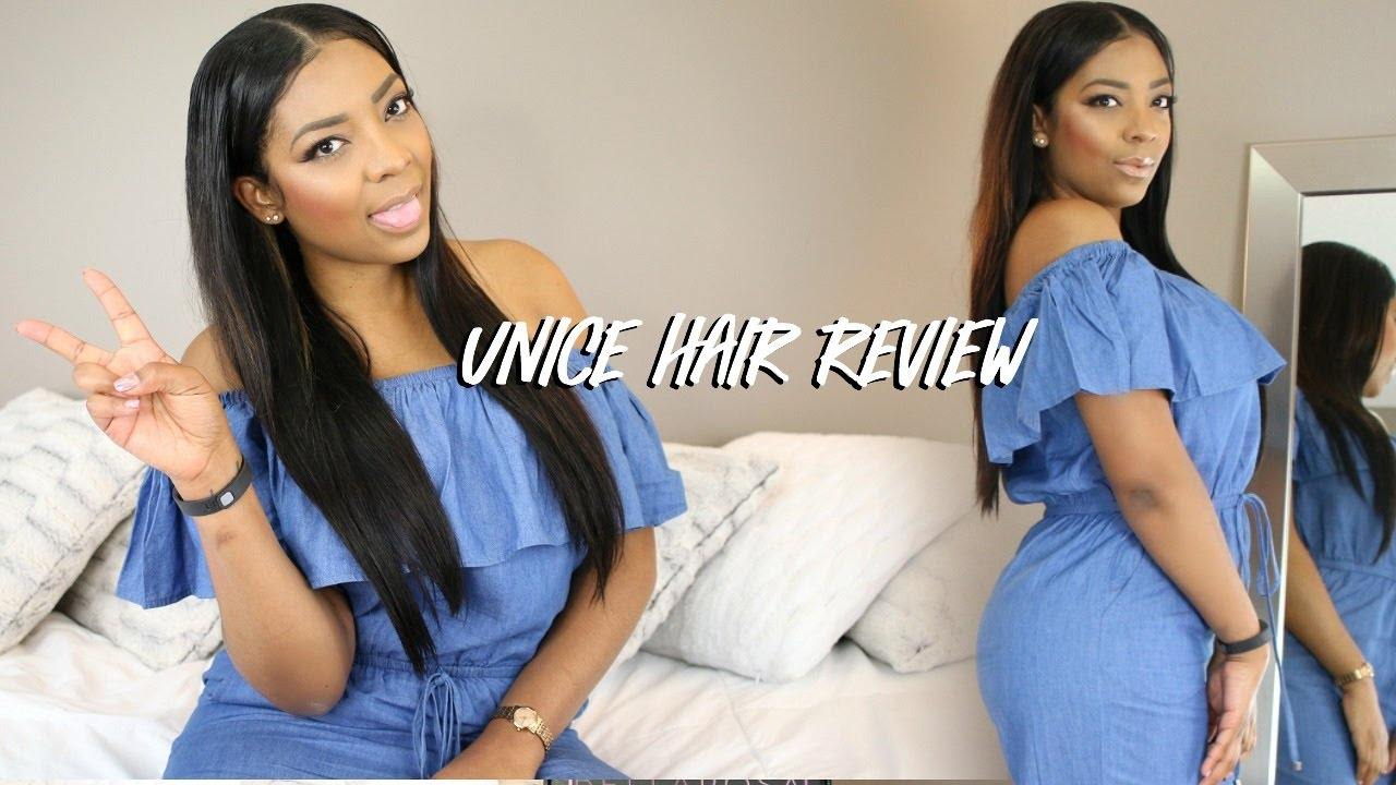 Unice Hair Malaysian Straight Review My Experience With Tangling And Shedding