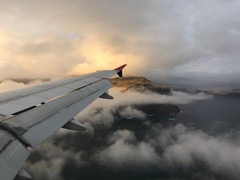 from COPENHAGEN TO VAGAR an BACK on ATLANTIC AIRWAYS in ECONOMY (Mar 2017)