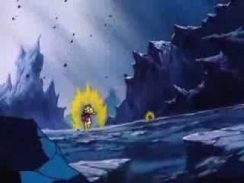 Goku Vs Broly Part 4 final