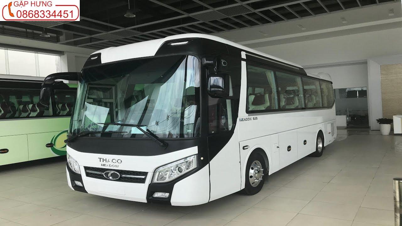 Xe khách 29 chỗ Thaco Trường Hải TB85S – Liên hệ 0868334451