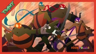 Черепашки Ниндзя -  Мы больно бьем!