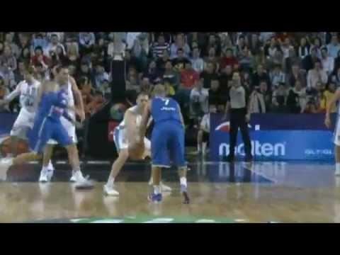 Argentina vs Puerto Rico ~ 2011 semifinal Preolimpico  ~ 2011 FIBA Americas Championship semifinal